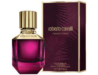 Roberto Cavalli Paradise Found ~ new fragrance
