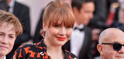 "Pour la promo de ""Rocketman"", Bryce Dallas Howard ne va porter que de la seconde main"