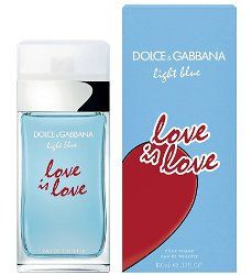 Dolce & Gabbana Light Blue Love is Love ~ new fragrances