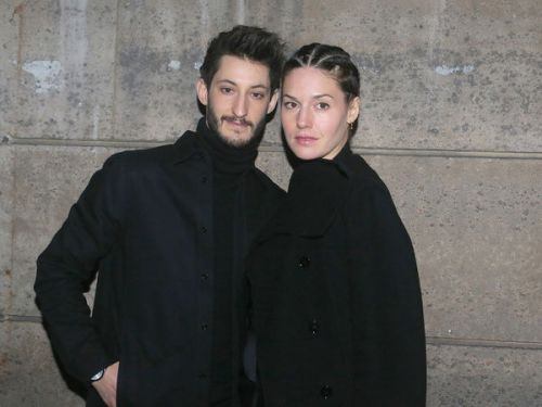 Pierre Ninney et Natasha Andrews, des jeunes parents au top pour la Fashion Week