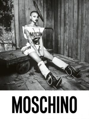 Moschino Bags It Up