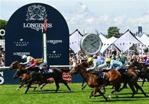 Prix de Diane: Channel, nouvelle princesse de Chantilly