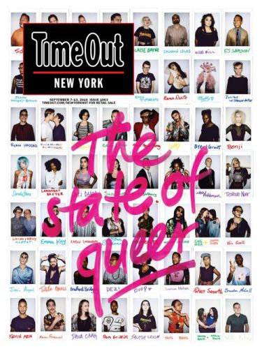 Time Out Magazine New York