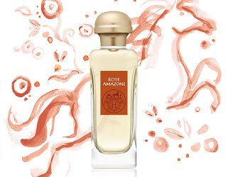 Hermes Rose Amazone, take two ~ fragrance review