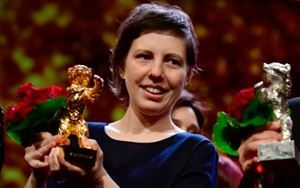 "Berlinale:  Ours d'or pour le film roumain ""Touch me not"""