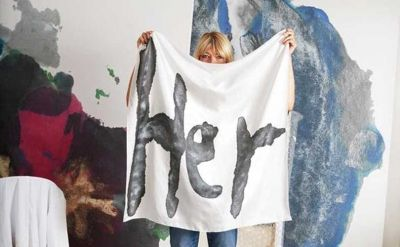 En image:  Kim Gordon collabore avec & Other Stories
