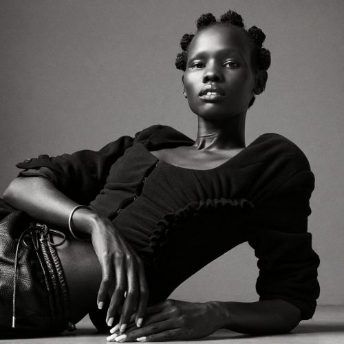 Shanelle Nyasiase on fighting stereotypes and the spirit of Alexander McQueen