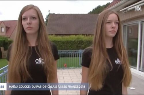 VIDEO. Miss France 2018 : les étonnantes images de Maëva Coucke en 2011