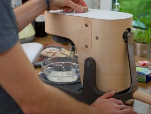 New Ecofriendy Cooking Appliance