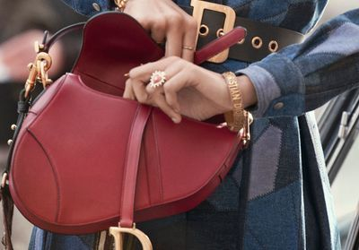 Dior:  le sac Saddle 2018 enthousiasme ex-fans des nineties et it-girls du moment
