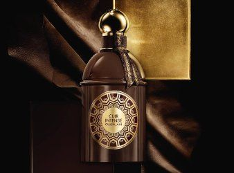 Guerlain Cuir Intense ~ new fragrance