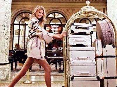 Shopping:  20 bagages pour voyager avec style !