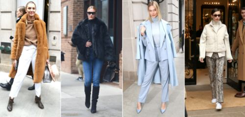 7 looks street style inspirants en marge de la Fashion Week de New York