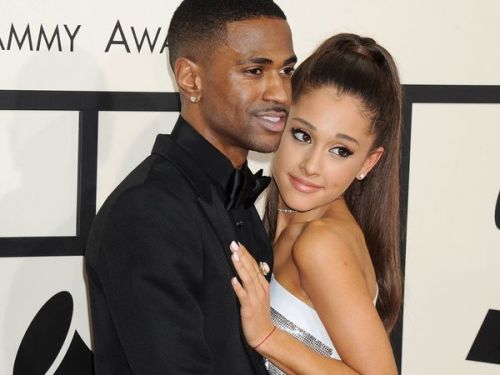 Ariana Grande photographiée avec son ex Big Sean