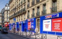 Intersport ferme boutique à Paris