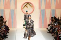 Fashion Week de Milan: le futurisme tropical de Fendi