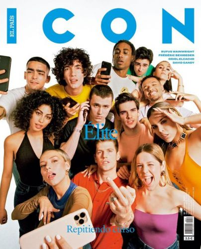 El Pais Icon Magazine