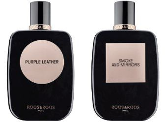 Roos & Roos Purple Leather & Smoke and Mirrors ~ new fragrances
