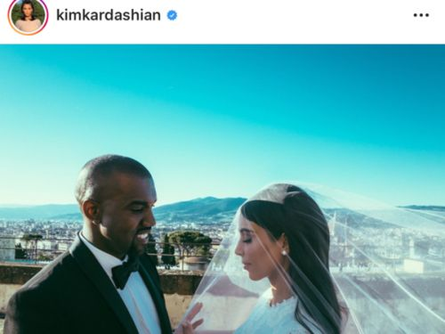 Kim Kardashian et Kanye West:  leur remariage secret !