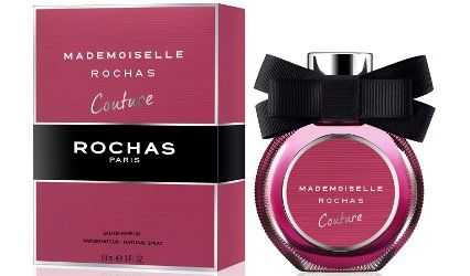 Rochas Mademoiselle Couture ~ new fragrance