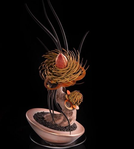 Chocolate Sculptures by Amaury Guichon