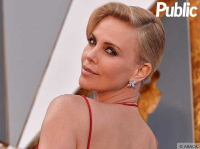 Charlize Theron:  Une Atomic Blonde sur red carpet !