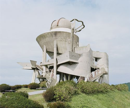 Cosmic Architecture in Japan