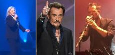 Concerts en France: Sylvie et David rendent hommage à Johnny