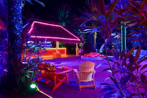 A 3-night-only Club in Miami by Prada and Carsten Höller