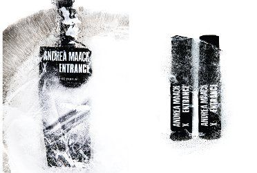 Andrea Maack + Entrance ~ new fragrance