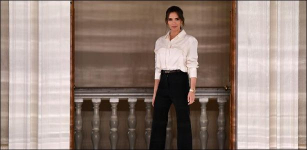 Fashion Week de Londres - Victoria Beckham fait sa «douce révolution»