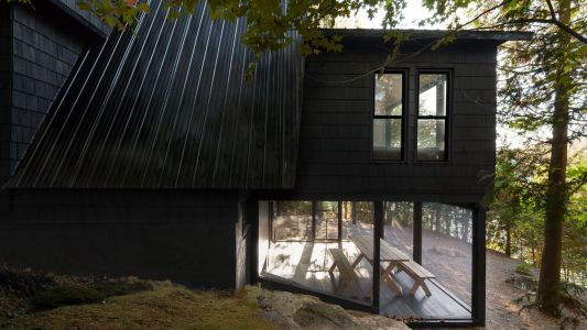 This Canadian A-Frame Home is like a Fairy Tale