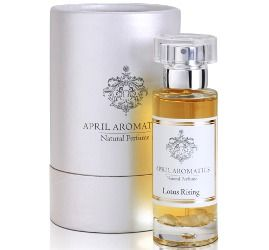 April Aromatics Lotus Rising ~ new fragrance