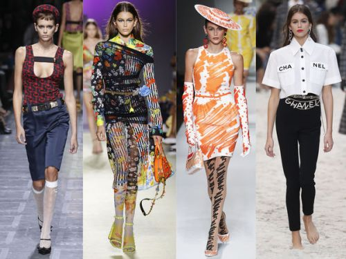 PHOTOS. Kaia Gerber:  revivez ses 25 défilés à la Fashion Week en images