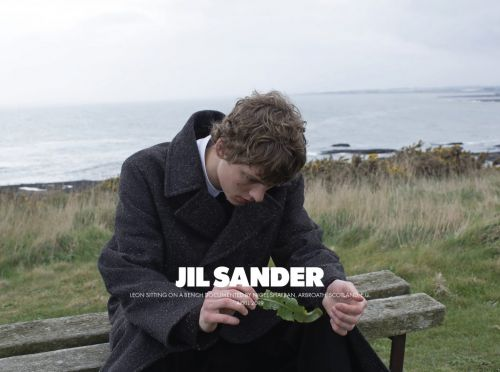 JIL SANDER FALL / WINTER 2019 ADVERTISING CAMPAIGN