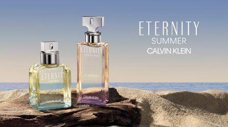 Calvin Klein Eternity Summer 2019 ~ new fragrances