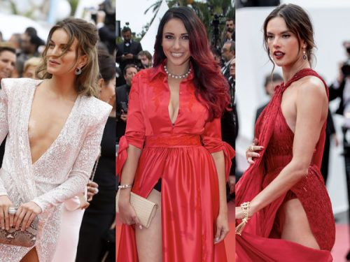 PHOTOS. Cannes 2019 : retour sur les accidents de garde-robe de la quinzaine