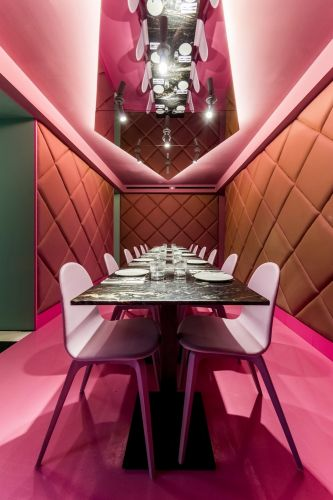 Bold Colours and Vivid Energy in AXEL Hotel in Madrid