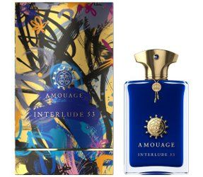 Amouage Interlude 53 ~ new fragrance