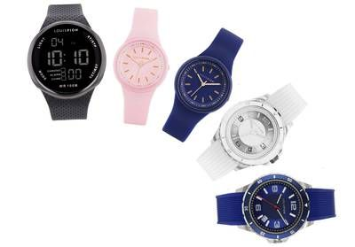 Shopping:  5 montres sportswear à shopper chez Louis Pion