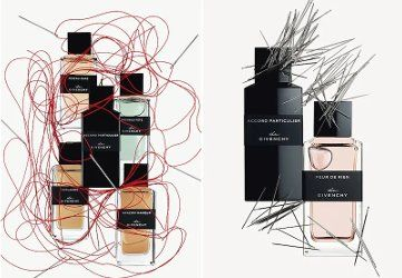 Givenchy La Collection Particuliere ~ new fragrances