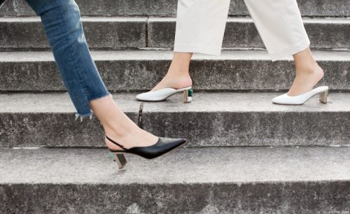 Mules Made for Walking