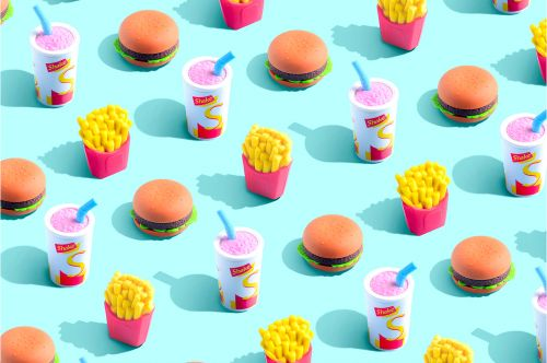 Cute Illustrations Represent a Darker Side to the Food We Eat
