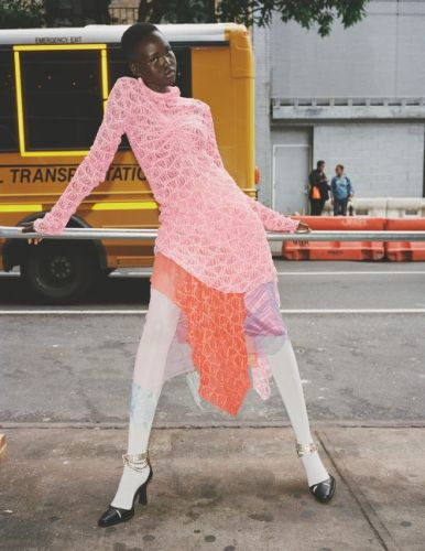 LOVE loves Adut in the their latest, we had a look