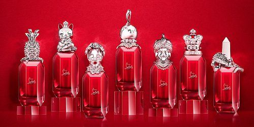 Christian Louboutin Loubiworld ~ new fragrances