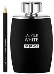 Lalique White in Black ~ new fragrance
