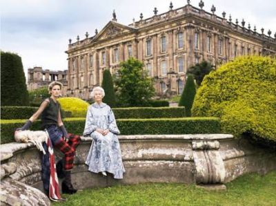 « House Style: Five Centuries of Fashion at Chatsworth » By GUCCI