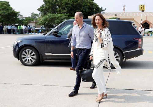 Kate Middleton:  le prince William blague après leur grosse frayeur en avion !