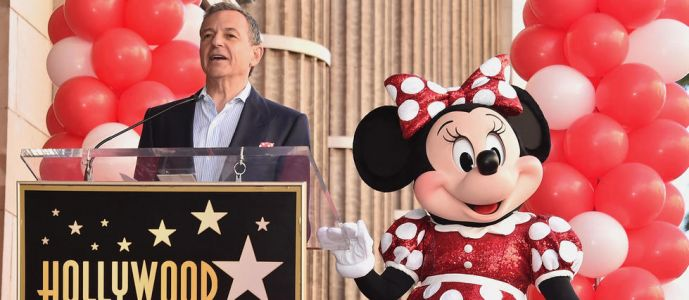 Disney : Minnie a désormais son étoile sur Hollywood Boulevard