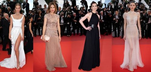 Cannes J7 : revue des plus beaux looks du red carpet
